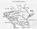 немецкие военные карты карты Кавказа